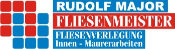 RUDOLF MAJOR – Innen – Maurerarbeiten logo